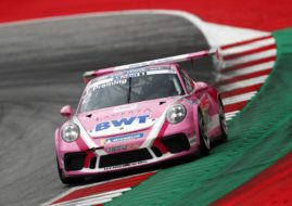 Porsche Supercup Red Bull Ring Thomas Preining