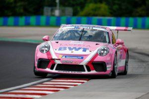 Porsche Supercup, Hungaroring, Thomas Preining