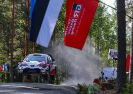 Rally Finland Ott Tanak