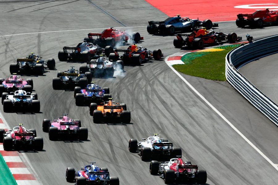 Austrian Grand Prix was the ninth round of the 2018 F1 season