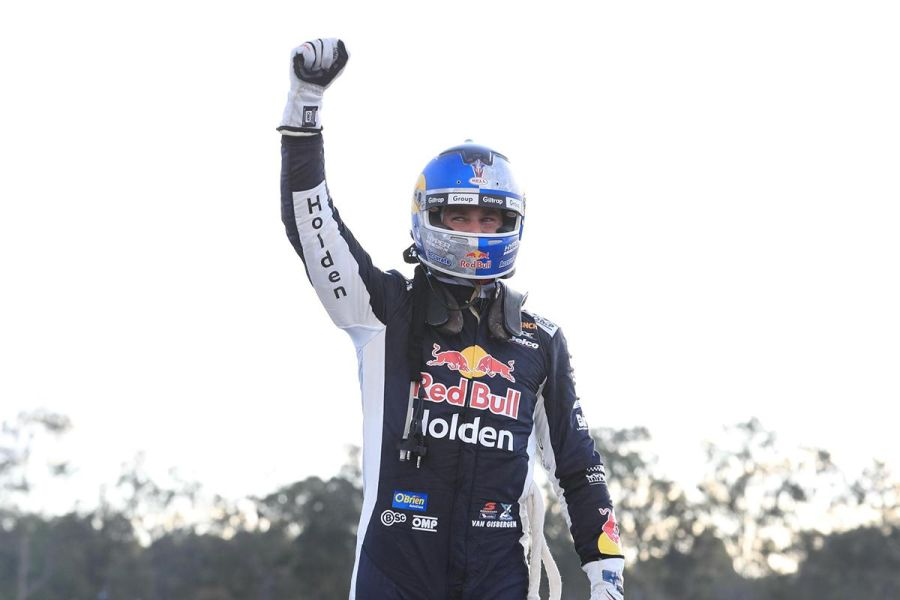 Shane van Gisbergen, Ipswich SuperSprint victory