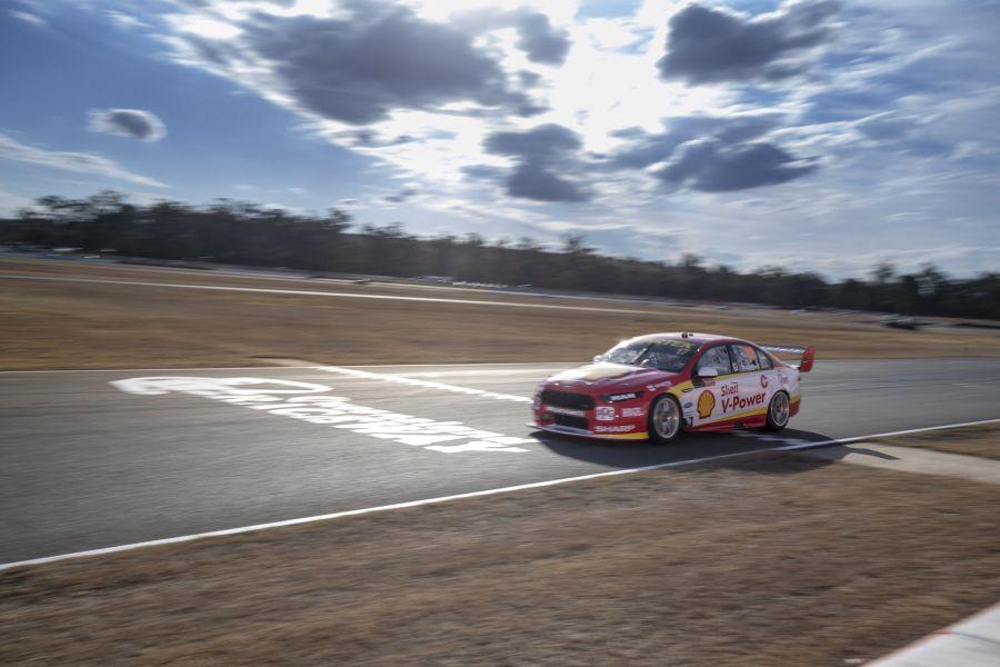 Scott McLaughlin's #17 Ford Falcon