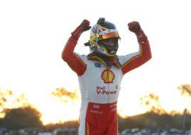 Scott McLaughlin, Ipswich SuperSprint, Queensland Raceway