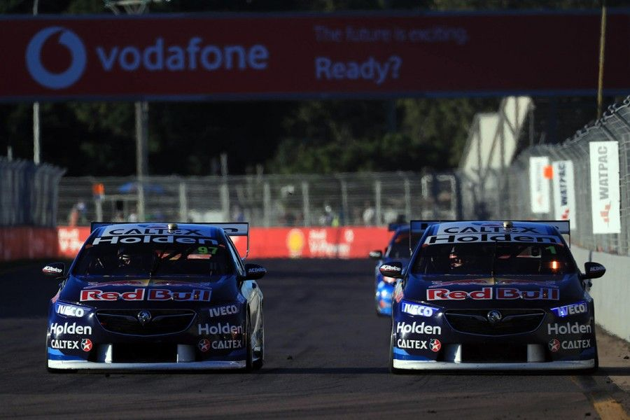 Supercars Townsville 400 Red Bull Holden Racing Team