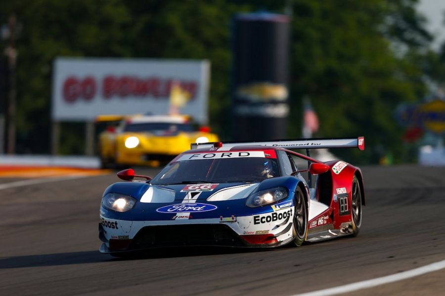 Watkins Glen 6 Hours, #66 Ford GT