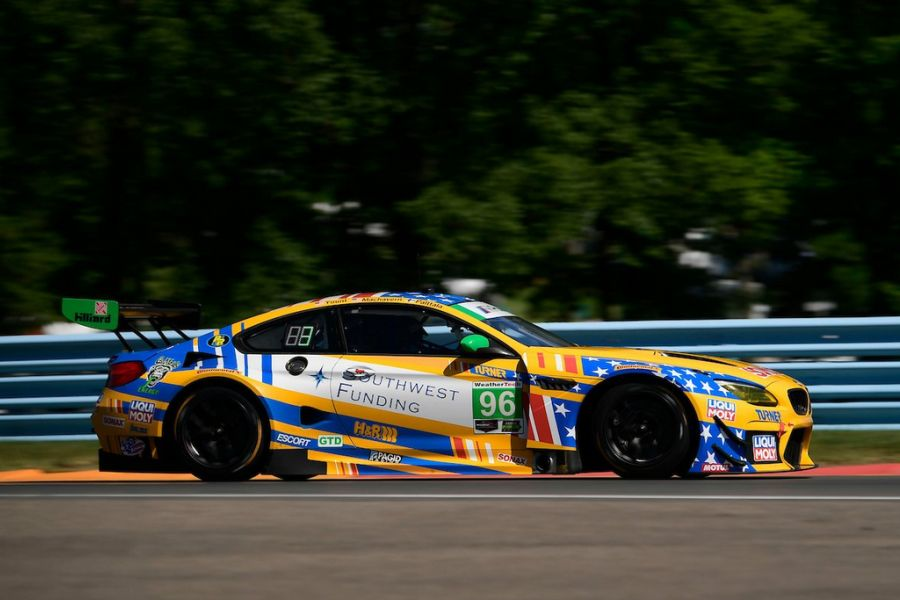 Watkins Glen 6 Hours, Turner Motorsport BMW M6 GT3