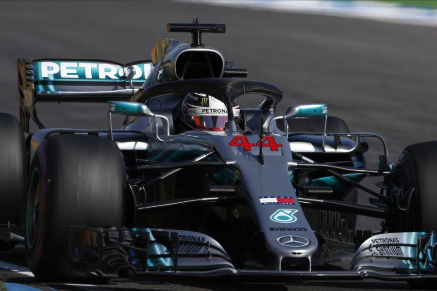 Lewis Hamilton German Grand Prix
