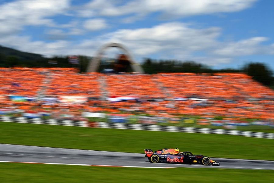 Max Verstappen Red Bull Ring