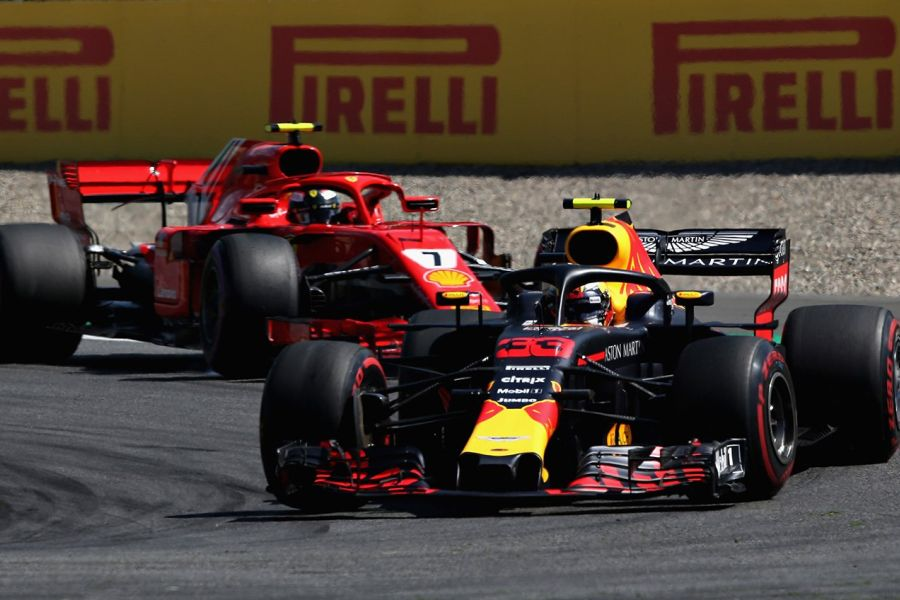 Max Verstappen (Red Bull Racing) Austrian Grand Prix