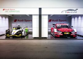 Audi e-tron FE05, Audi RS 5 DTM