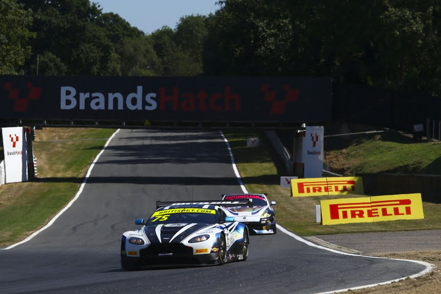 British GT Championship, Brands Hatch