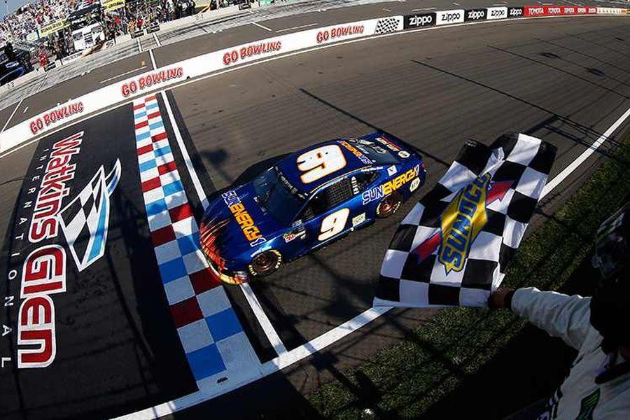 Chase Elliott wins at Watkins Glen