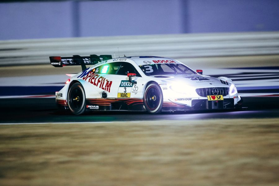 DTM Misano Night Race Paul di Resta