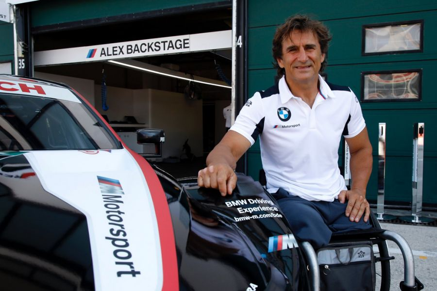DTM Misano Night Race Alex Zanardi