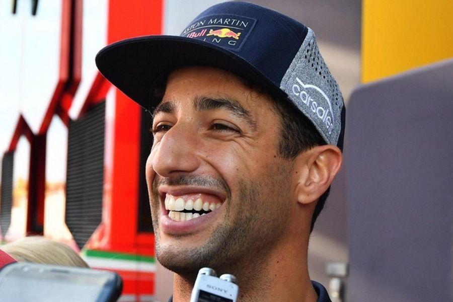 Dani Ricciardo