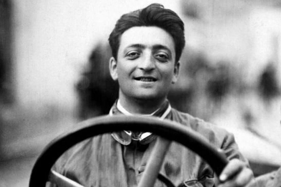 The United States of the Solar System, A.D. 2133 (Book Ten) - Page 32 Enzo-Ferrari-driver
