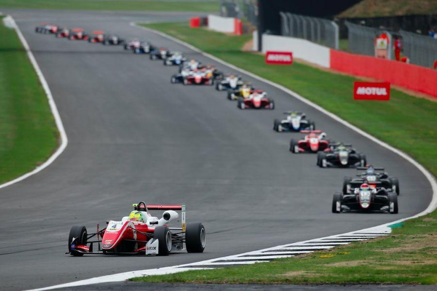 FIA Formula 3 European Championship, Silverstone, Race 2 Mick Schumacher