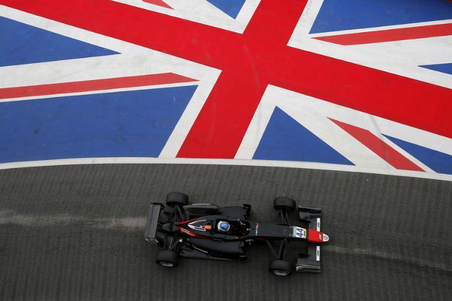 F3 Europe Silverstone, Juri Vips