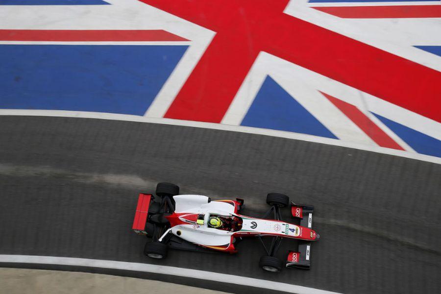 F3 Europe Silverstone, Mick Schumacher