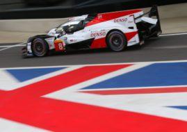 FIA WEC Silverstone #8 Toyota TS050 Hybrid