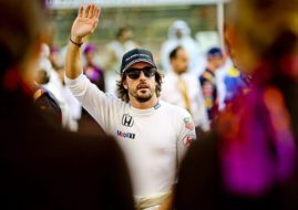 Fernando Alonso is leaving Formula 1