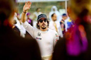 Fernando Alonso is leaving Formula 1