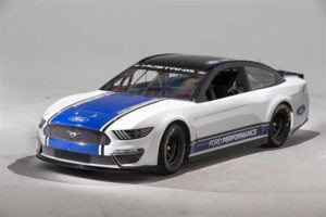 Ford Mustang 2019 NASCAR Cup Series