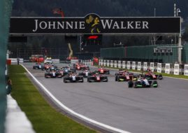GP3 Series Spa-Francorchamps