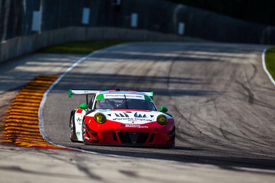 IMSA Road America Wright Motorsports Porsche