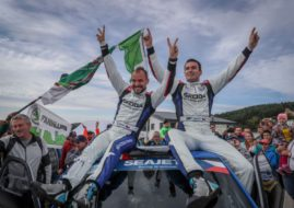 Jan Kopecky/Pavel Dresler wins 2018 Barum Czech Rally Zlin