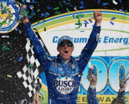 NASCAR Cup Series: Seventh win of the season for Kevin Harvick