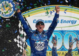 Kevin Harvick Michigan