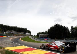 Nyck de Vries wins the Formula 2 race at Spa