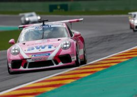 Porsche Supercup Spa Thomas Preining