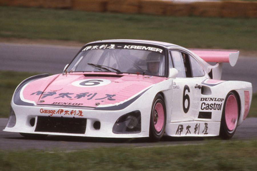 Porsche 935 K3 , Bob Wollek, Henri Pescarolo