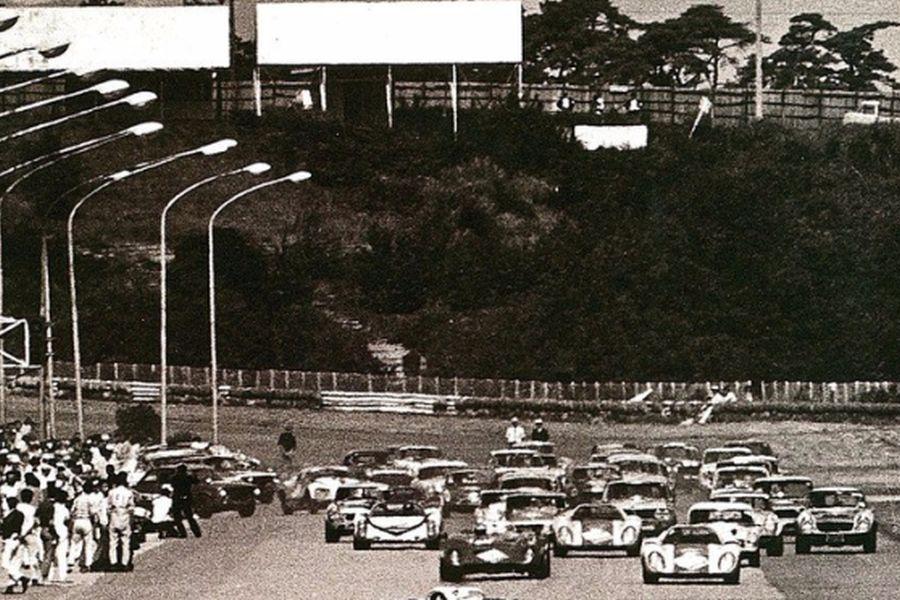 Suzuka 1000 km, history
