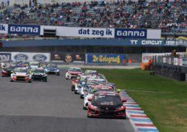 TCR Europe Series Assen
