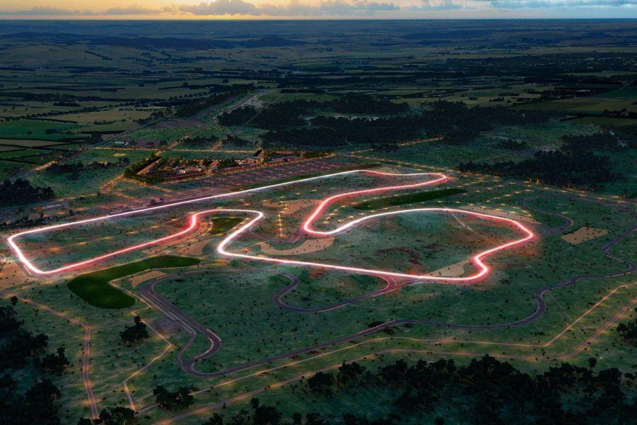 The Bend Motorsport Park, Tailem Bend, South Australia