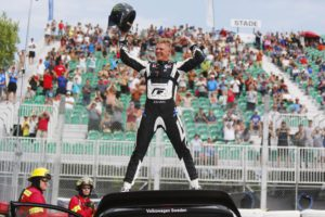 World RX Canada Johan Kristoffersson