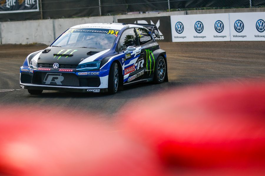 World RX Canada Johan Kristoffersson