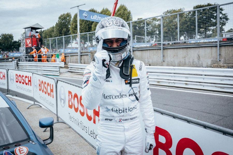Gary Paffett DTM Mercedes