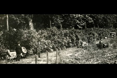 1933 Monza Grand Prix crash, Campari, Borzacchini, Czaykowski