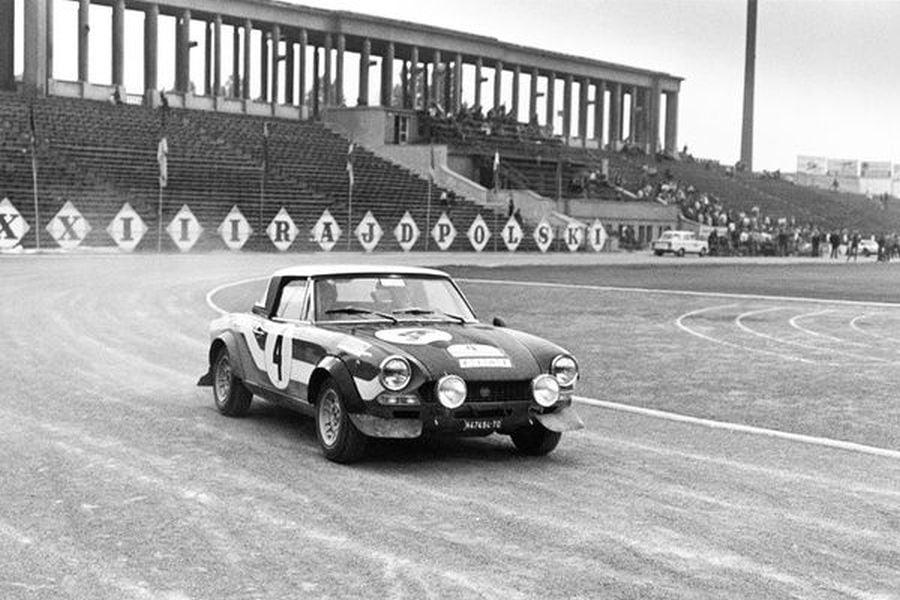 1973 World Rally Championship Rally Poland