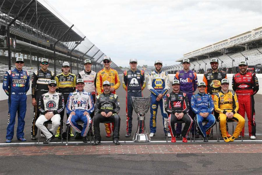 2018 NASCAR Cup Series Playoffs drivers