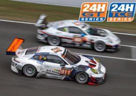 24H Barcelona, #911 Herberth Porsche 911 GT3 R