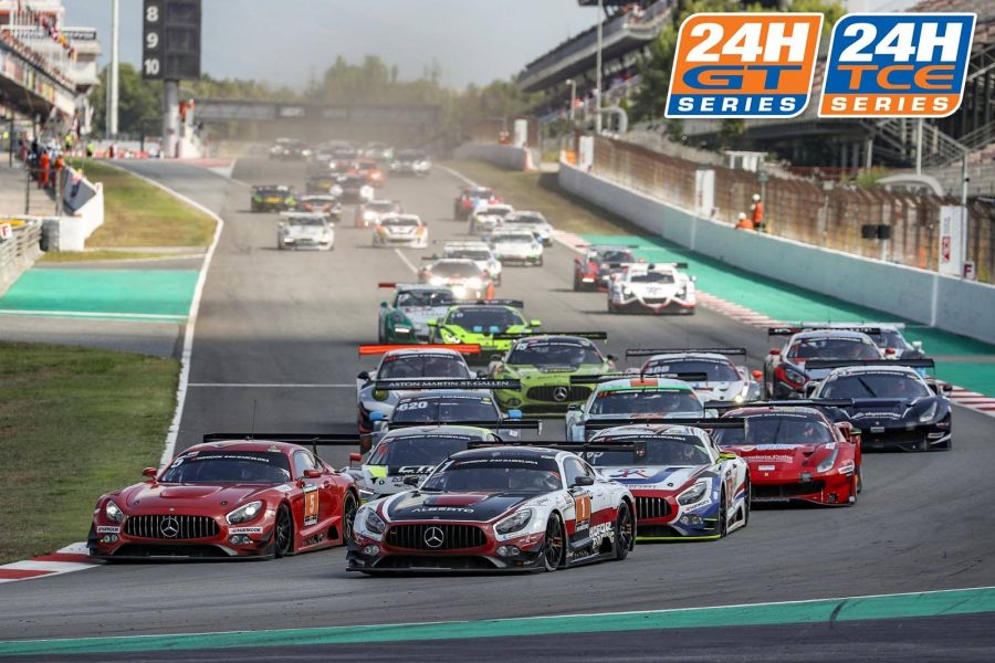 48 crews participated in 20th edition of 24H Barcelona