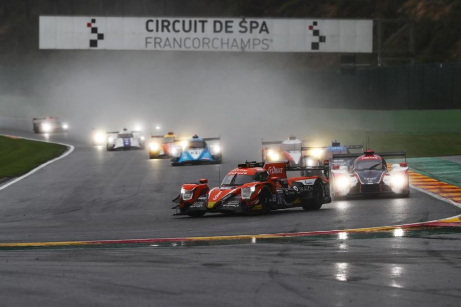 ELMS, 4 Hours of Spa, G-Drive Racing