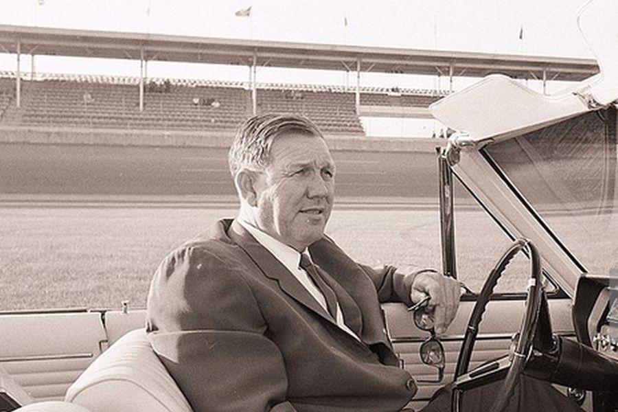 Bill France Sr. pictured in 1965