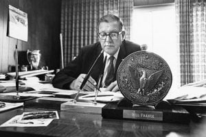 Williams Bill France Sr. (1909-1992)