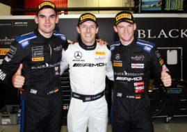 Black Falcon: Luca Stolz, Yelmer Buurman, Maro Engel